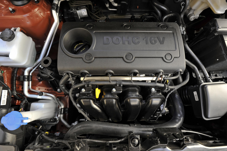 Технические характеристики Kia Sportage 3 поколения