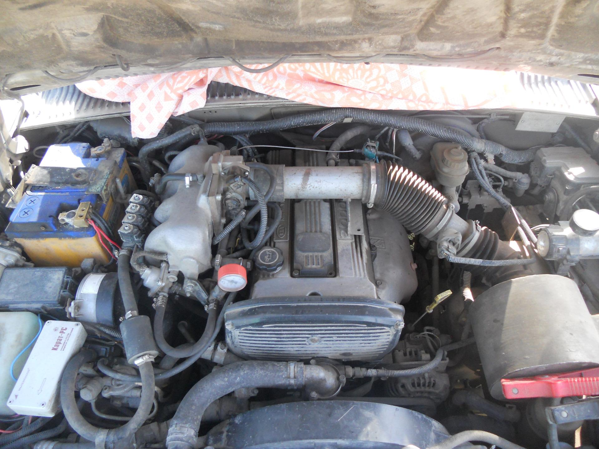 Технические характеристики Kia Sportage 1 поколения