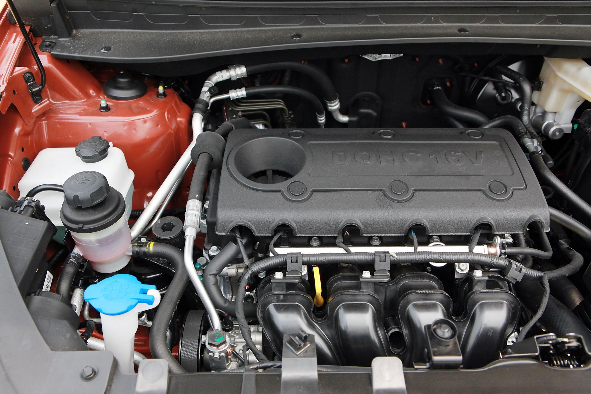 Расход топлива Киа Спортейдж 3 поколения