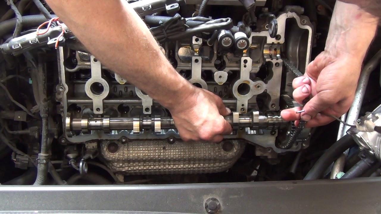 Когда регулировать клапаны двигателя Киа Спортейдж