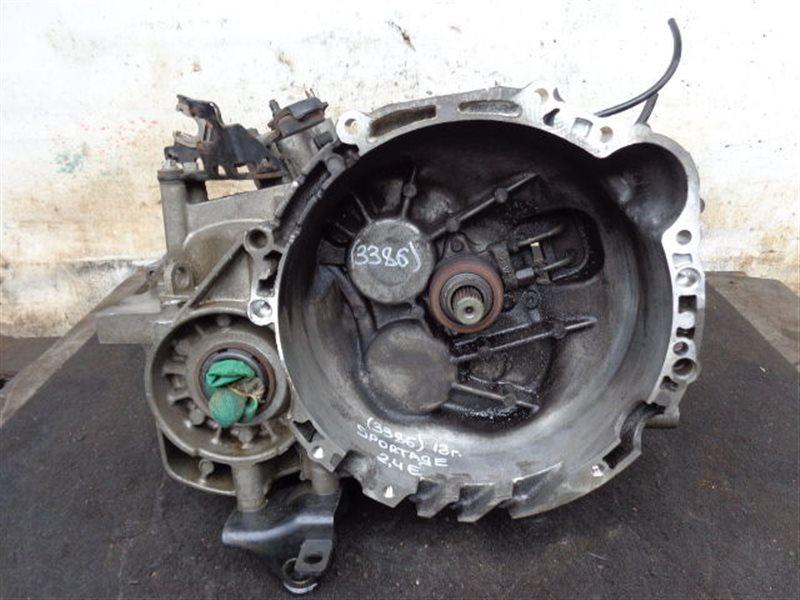 Коробка передач Kia Sportage 3
