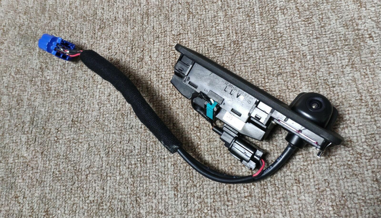 Штатная камера заднего вида Kia Sportage 3