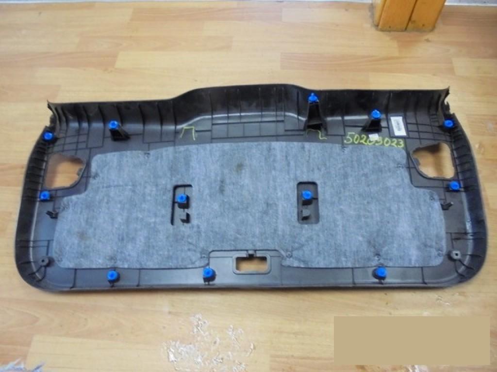 Обшивка багажника Киа Спортейдж 3