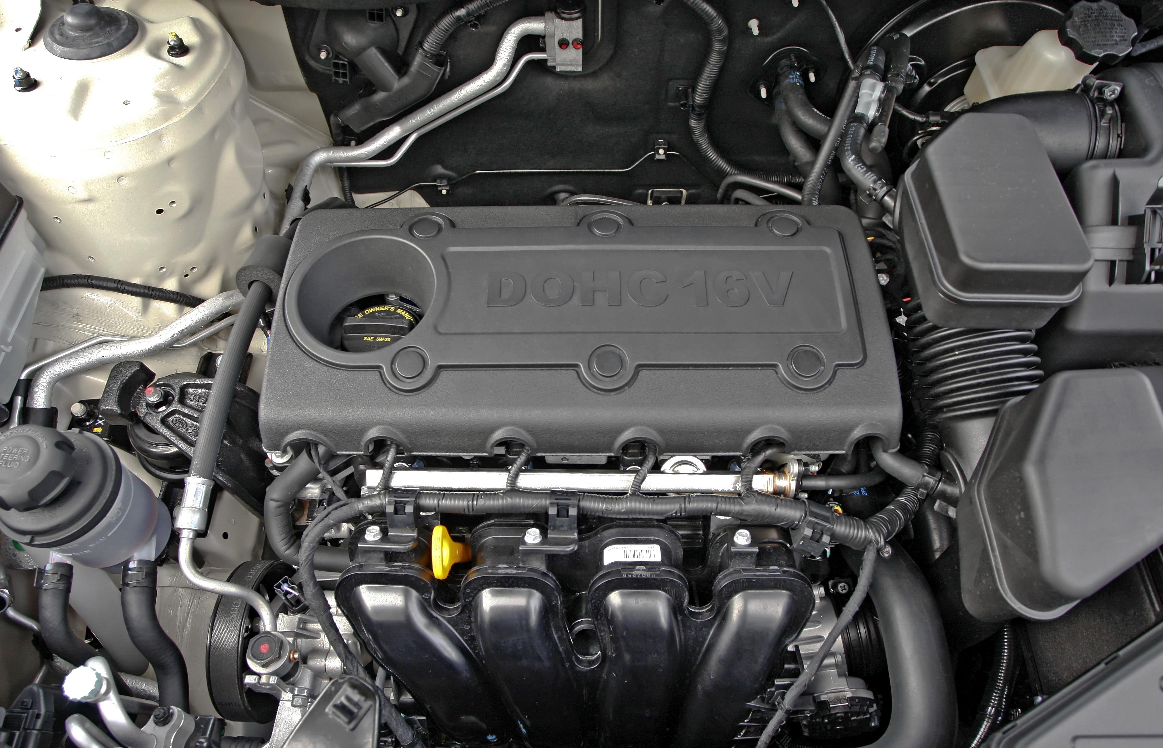Двигатель Киа Соренто 2 поколения