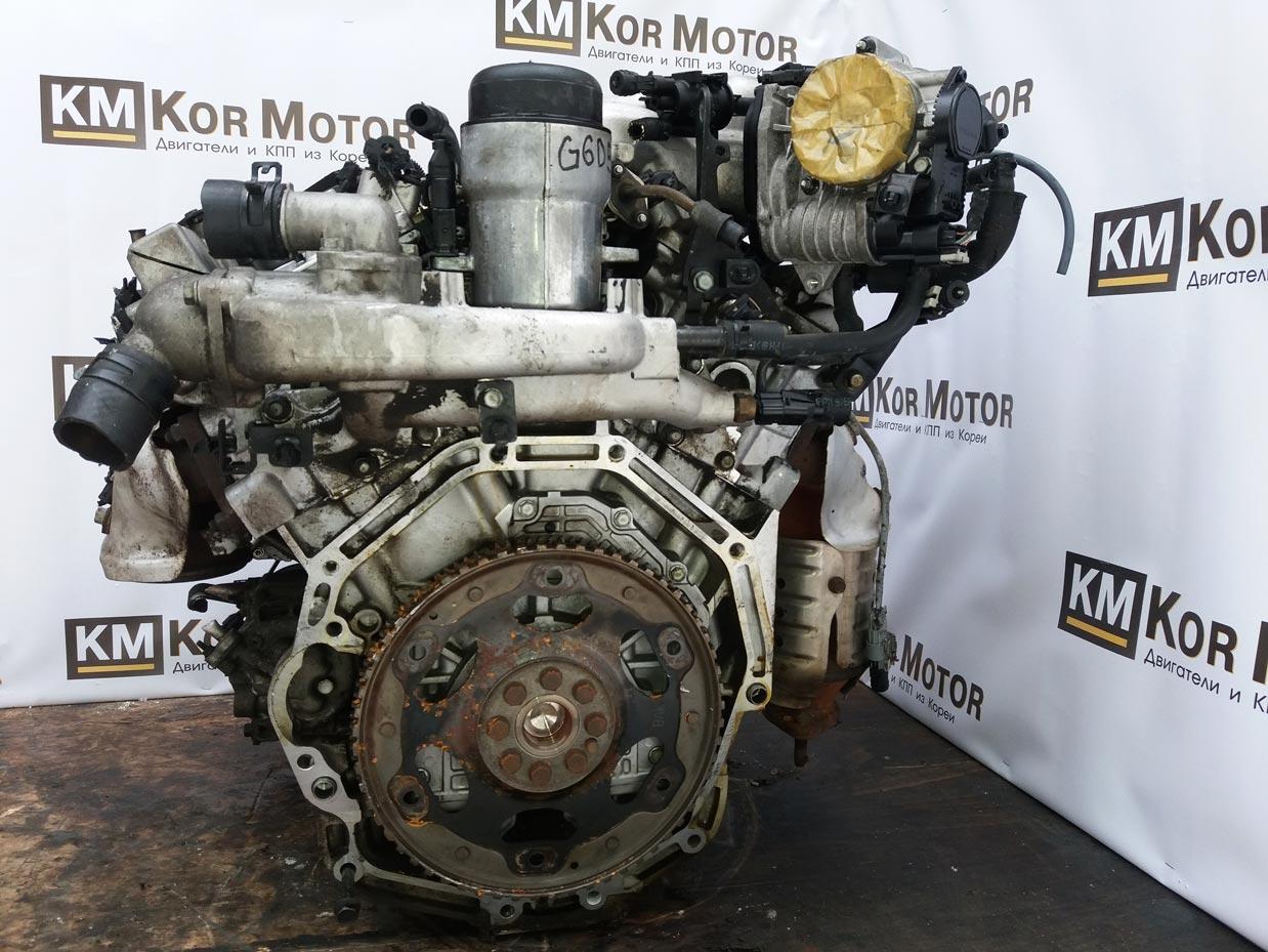 Особенности мотора и трансмиссии Киа Соренто