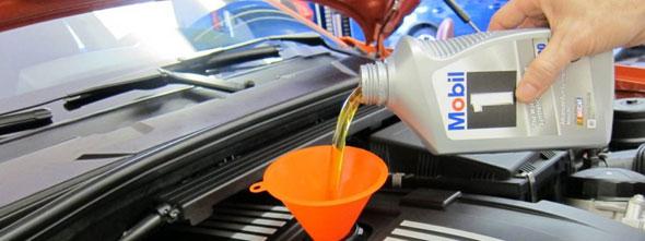 Как проводится замена масла Киа Мохаве