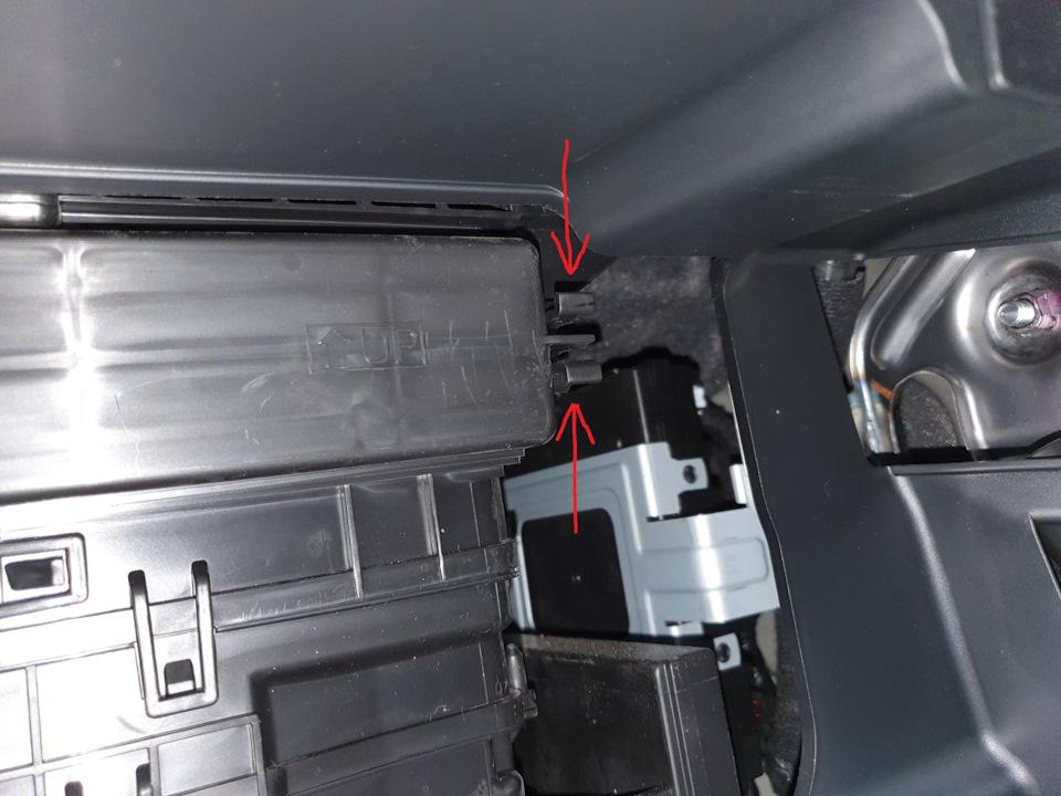Замена воздушного фильтра Киа К5